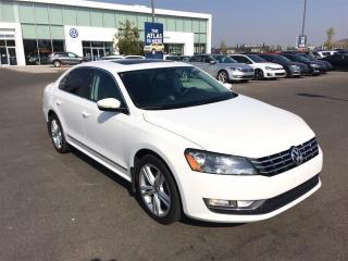 Used 2013 Volkswagen Passat 2.0 TDI Comfortline (DSG) for sale in Calgary, AB