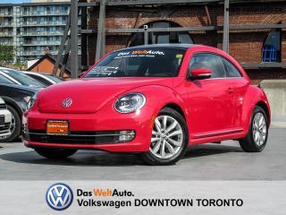 Used 2015 Volkswagen Beetle 1.8T COMFORTLINE APPEARANCE PKG for sale in Toronto, ON