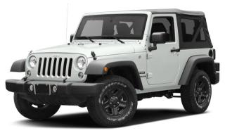 New 2017 Jeep Wrangler SPORT for sale in Abbotsford, BC