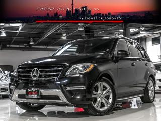 Used 2015 Mercedes-Benz ML 350 NAVI|360CAM|B.SPOT|PANO|BLUETEC for sale in North York, ON