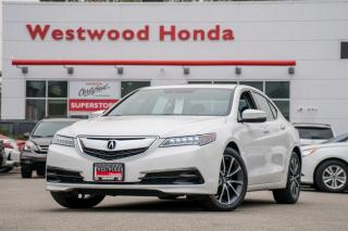 Used 2016 Acura TLX Tech for sale in Port Moody, BC