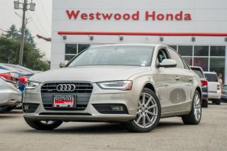 Used 2014 Audi A4 2.0 Progressiv for sale in Port Moody, BC