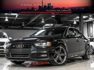 Used 2014 Audi S4 6SPEED|TECHNIK|NAVI|B&O|BLINDSPOT|REAR CAM|PUSHSTART for sale in North York, ON