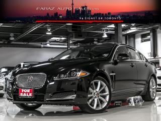 Used 2015 Jaguar XF 3.0 AWD|NAVI|PARKING SENSORS for sale in North York, ON