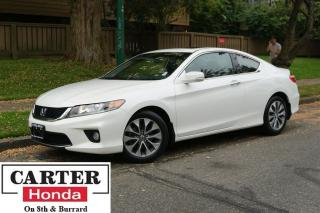 Used 2013 Honda Accord EX + SUNROOF + ALLOYS + PUSH START + CERTIFIED! for sale in Vancouver, BC