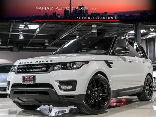Used 2016 Land Rover Range Rover Sport V8 SUPERCHARGED|FULLY LOADED for sale in North York, ON