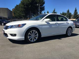 Used 2015 Honda Accord Touring for sale in Surrey, BC