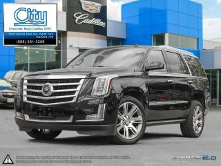 Used 2015 Cadillac Escalade PREMIUM for sale in North York, ON