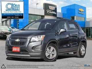 Used 2013 Chevrolet Trax LT for sale in North York, ON