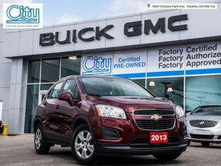 Used 2013 Chevrolet Trax LS for sale in North York, ON