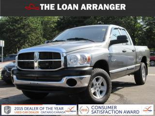 Used 2008 Dodge Ram 1500 for sale in Barrie, ON