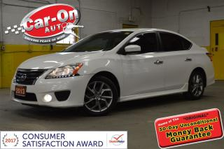 Used 2013 Nissan Sentra 1.8 S A/C BLUETOOTH ALLOYS for sale in Ottawa, ON