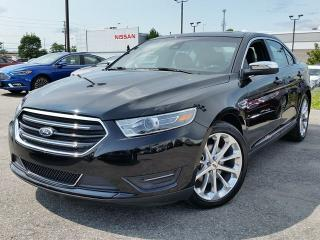 Used 2016 Ford Taurus LIMITED for sale in Scarborough, ON