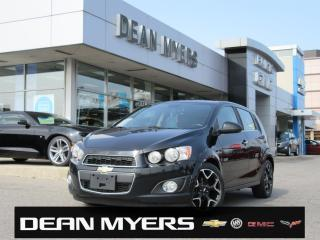 Used 2012 Chevrolet Sonic LTZ for sale in North York, ON