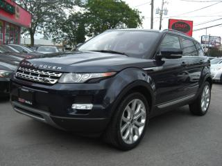 Used 2013 Land Rover Evoque Prestige Premium - AWD for sale in London, ON