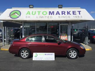 Used 2002 Nissan Altima 2.5 S 4 cyl. FINANCE ALL CREDIT! for sale in Langley, BC