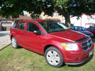 Used 2007 Dodge Caliber SXT for sale in Cambridge, ON