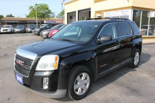 Used 2015 GMC Terrain SLT Leather Nav Forward Collision Alert for sale in Brampton, ON