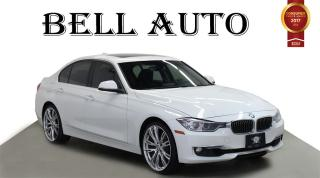 Used 2014 BMW 328i XDRIVE SPORT LINE LEATHER SUNROOF for sale in North York, ON