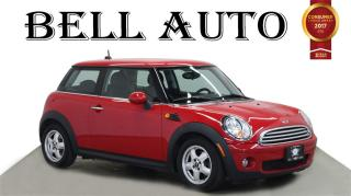 Used 2010 MINI Cooper Classic LEATHER POWER GROUP for sale in North York, ON