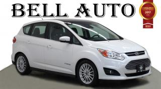 Used 2013 Ford C-MAX SEL HYBRID LEATHER SUNROOF for sale in North York, ON