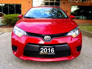 Used 2016 Toyota Corolla LE,LOW KM,ONE OWNER,CERT for sale in Concord, ON