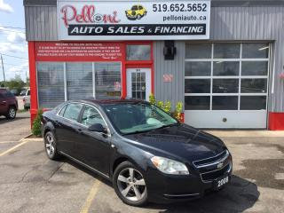 Used 2008 Chevrolet Malibu 2LT|LEATHER|SUNROOF| REMOTE START for sale in London, ON