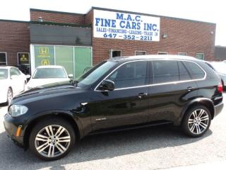 Used 2012 BMW X5 35i - M-PKG. - NAVIGATION for sale in North York, ON