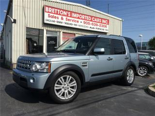Used 2011 Land Rover LR4 LUX for sale in Burlington, ON