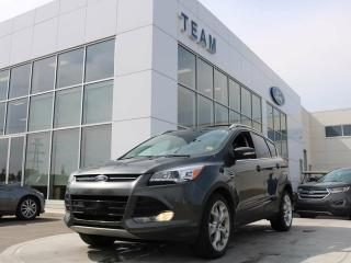 Used 2015 Ford Escape Titanium, 2.0L Ecoboost, Tech Package, Blind Spot, Roof, Leather, Nav for sale in Edmonton, AB