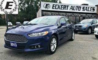 Used 2013 Ford Fusion SE /BLUETOOTH for sale in Barrie, ON