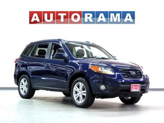 Used 2010 Hyundai Santa Fe SPORT LEATHER SUNROOF AWD for sale in North York, ON