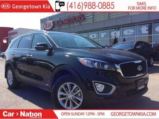 Used 2018 Kia Sorento LX AWD | $175 BI-WEEKLY | 1 LEFT | for sale in Georgetown, ON