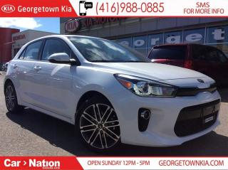 Used 2018 Kia Rio EX SPORT AT | BACKUP CAMERA | $146 BI-WEEKLY | for sale in Georgetown, ON