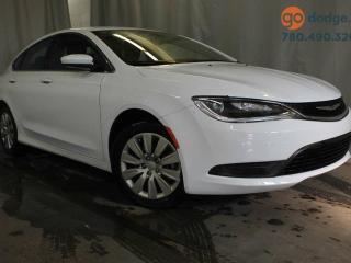 Used 2016 Chrysler 200 LX for sale in Edmonton, AB