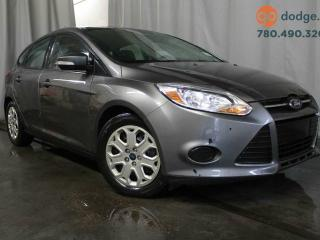 Used 2014 Ford Focus SE Hatchback / Heated Front Seats for sale in Edmonton, AB