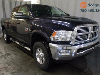 Used 2012 Dodge Ram 2500 SLT 4x4 Crew Cab / Rear Back Up Camera for sale in Edmonton, AB
