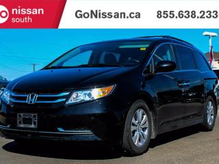 Used 2014 Honda Odyssey LEATHER, SUNROOF, DVD!! for sale in Edmonton, AB