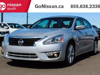 Used 2015 Nissan Altima ALLOY RIMS, BACK UP CAMERA, POWER SEAT!! for sale in Edmonton, AB