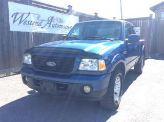 Used 2009 Ford Ranger XL 4x4 for sale in Stittsville, ON