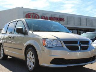 Used 2013 Dodge Grand Caravan SE/SXT, ECON, CRUISE CONTROL, AIR CONDITIONING, AM / FM RADIO, AUX for sale in Edmonton, AB