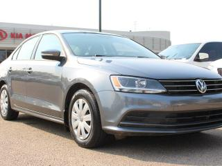 Used 2015 Volkswagen Jetta 2.0L TRENDLINE+, HEATED SEATS, BACKUP CAM, BLUETOOTH, CRUISE CONTROL, A/C, AUX for sale in Edmonton, AB