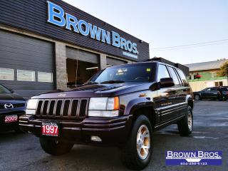 Used 1997 Jeep Grand Cherokee Limited for sale in Surrey, BC