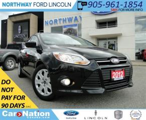 Used 2012 Ford Focus SE | SUB WOFFER | SAVE FUEL | for sale in Brantford, ON