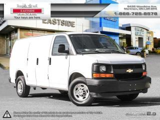 Used 2017 Chevrolet Express 2500 SHORT CARGO VAN for sale in Markham, ON