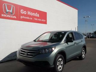 Used 2012 Honda CR-V LX for sale in Edmonton, AB