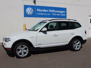 Used 2010 BMW X3 xDrive30i for sale in Edmonton, AB