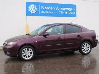 Used 2008 Mazda MAZDA3 GT for sale in Edmonton, AB