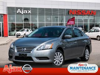 Used 2014 Nissan Sentra 1.8 S*Accident free*One Owner for sale in Ajax, ON