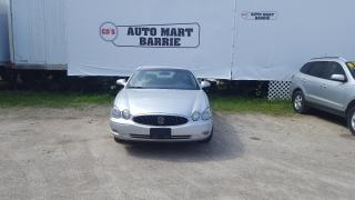 Used 2005 Buick Allure CX for sale in Barrie, ON